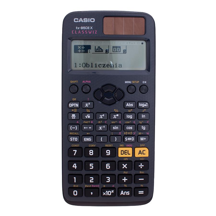 CASIO FX 85CEX